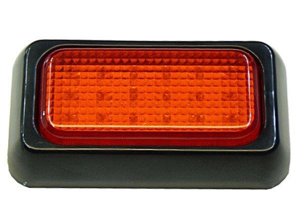 ЛАМПА 18 LED Сигнализация Предупреждающие МОЩНОСТЬ 12V 24V