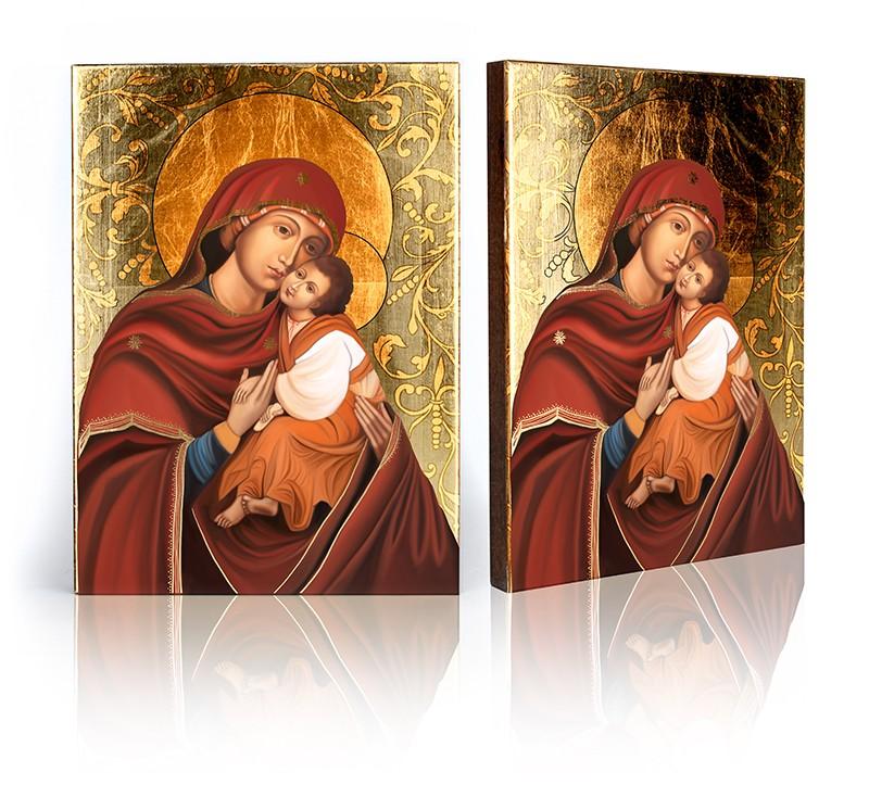 Icon Matka Bože Krásna láska veľkosť F