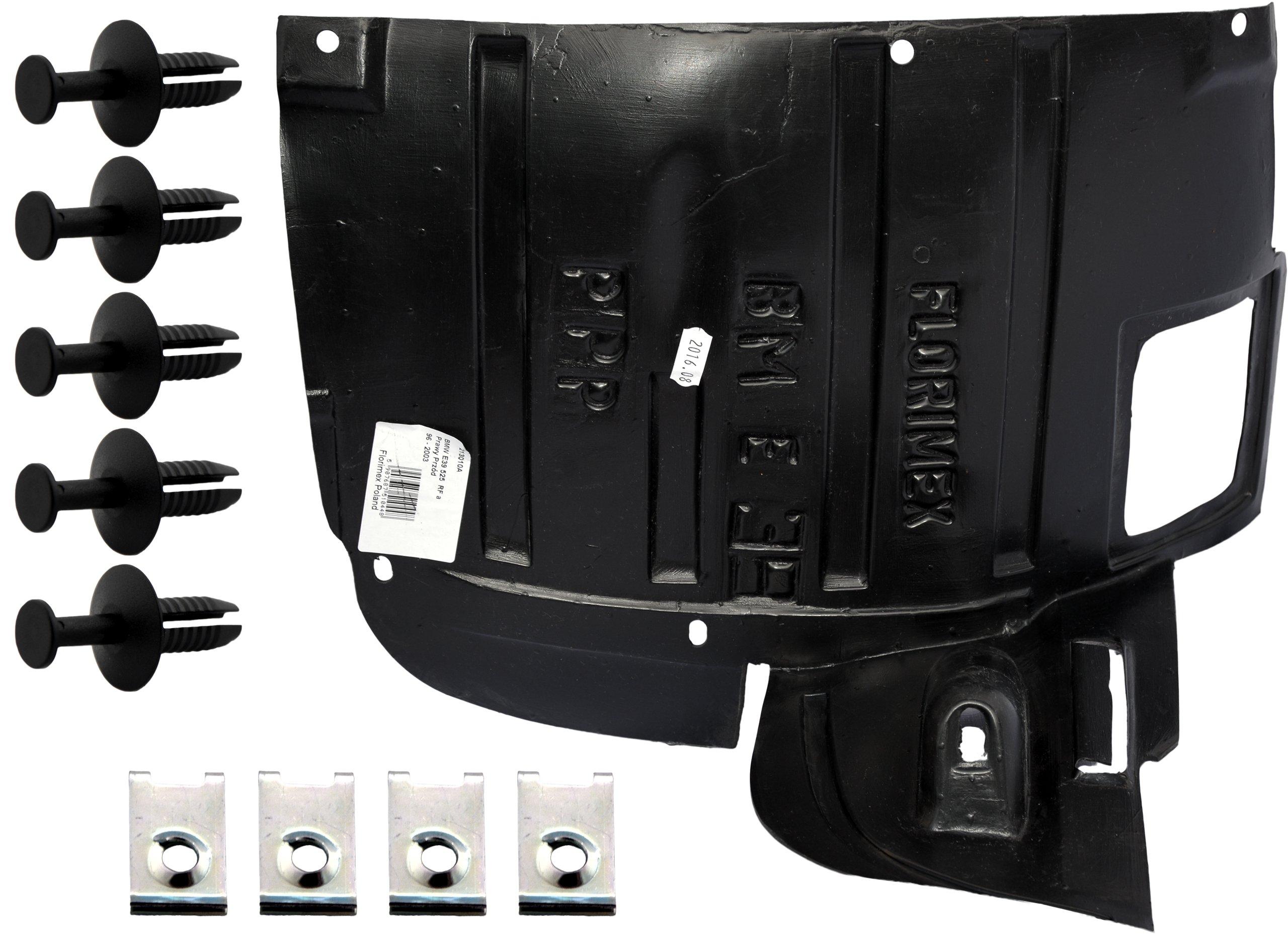 bmw 5 e39 e-39 e 39 локер колесной арки 95-03 стандарт запонки