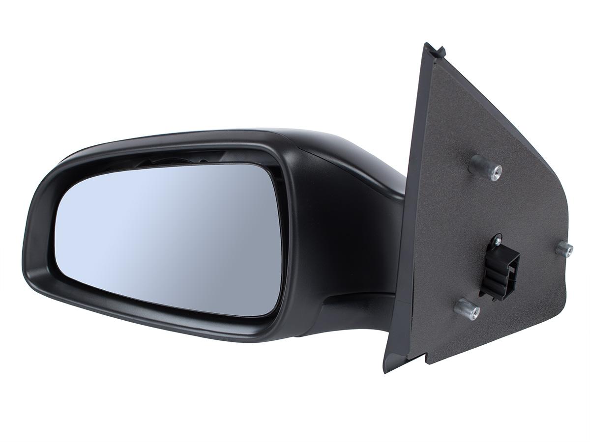 зеркало электрические черные l opel astra iii h 03-