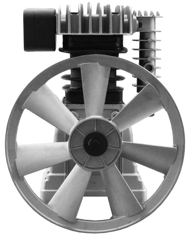 HSC 2055Z Kompresor Piest Agregát 1,5 kW 290L / min