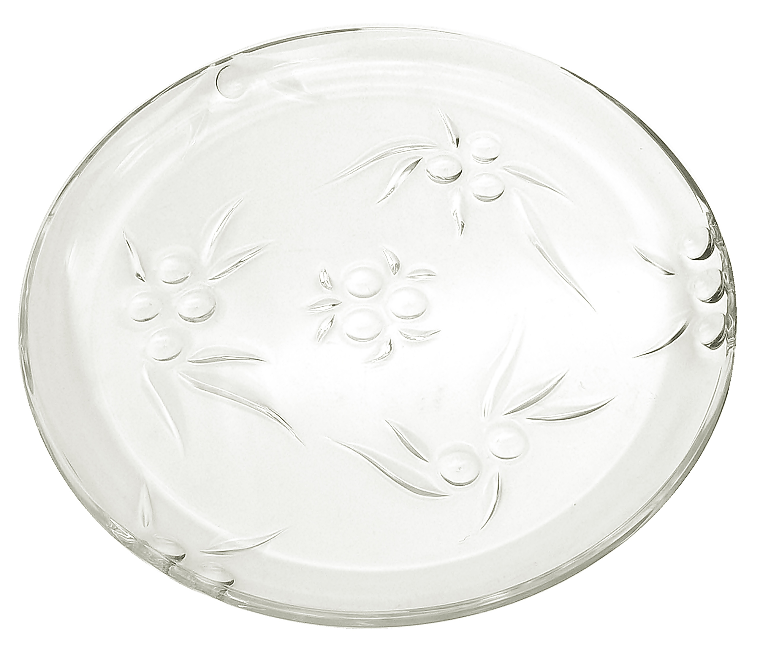 Plate Round Tartes for Perla 30 Bigmatt
