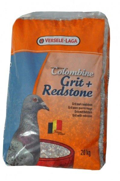 Grit+Redstone-Czerwony Kamień - Versele Laga 20kg