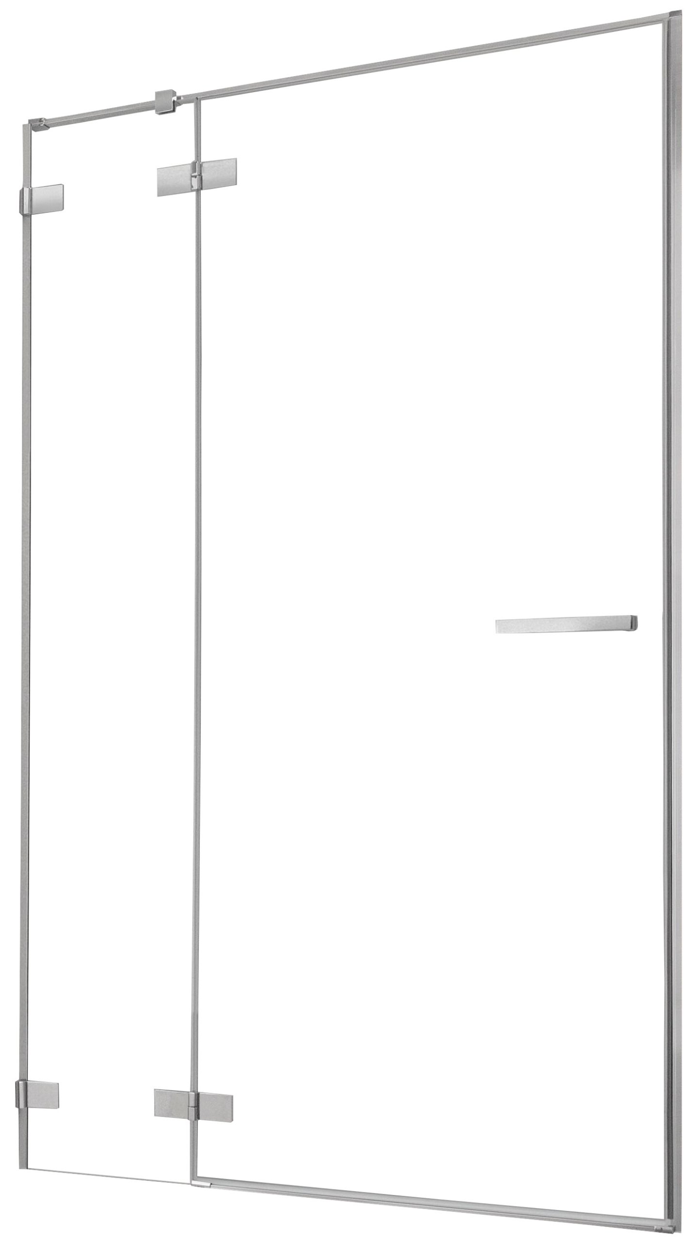 Sprchové dvere Euphoria DWJ RADAWAY 120x200