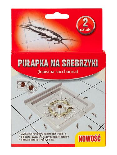 Pułapka na RYBIKI lep na srebrzyki PANKO 2 szt