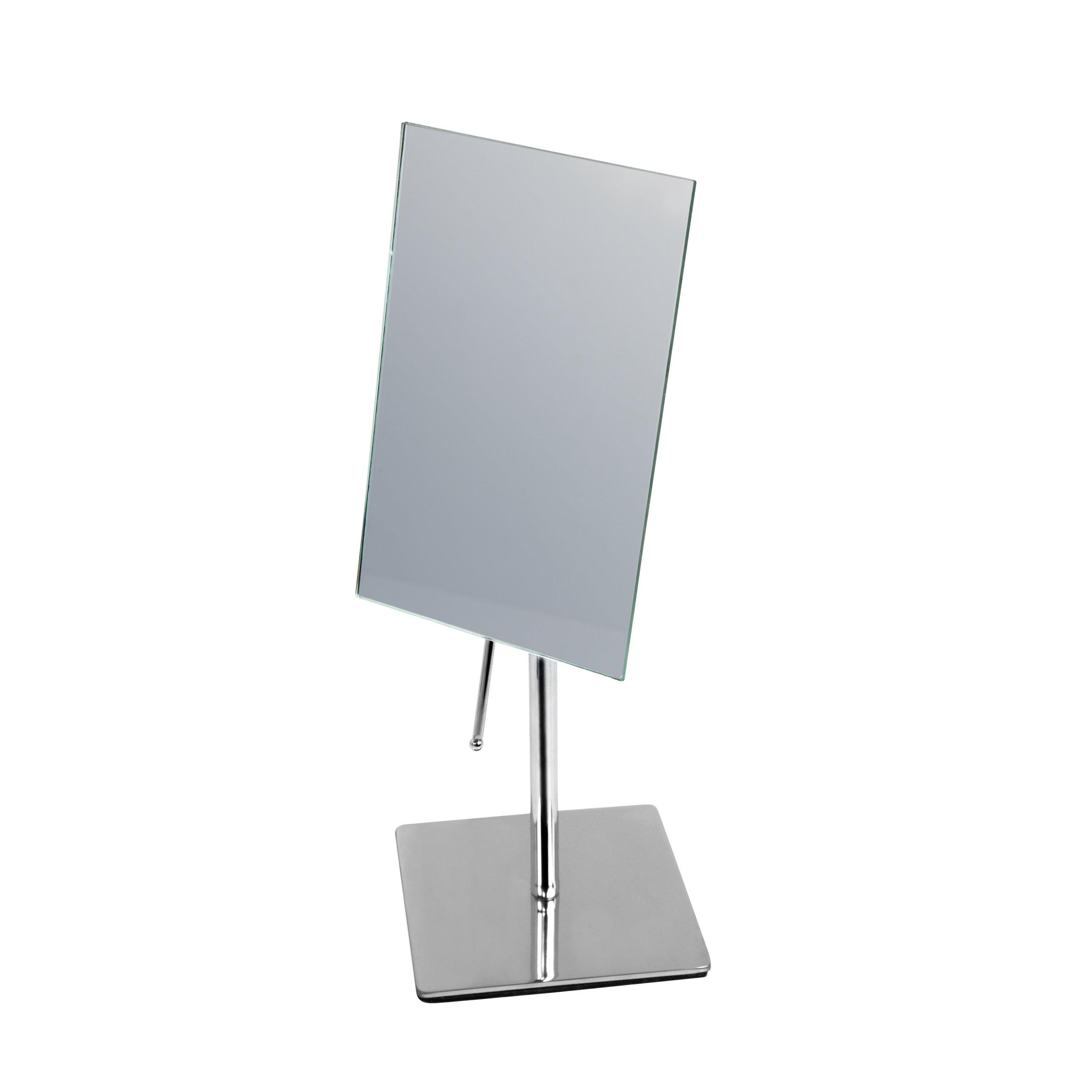 Kozmeticky zrkadlo zrkadlo otáčajúce oceľ 245