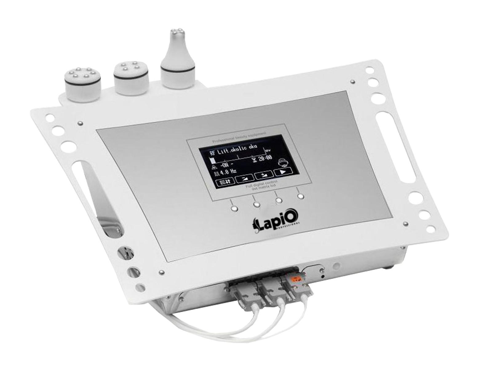 Kozmetické náhradné rádiové vlny + Laser, RF