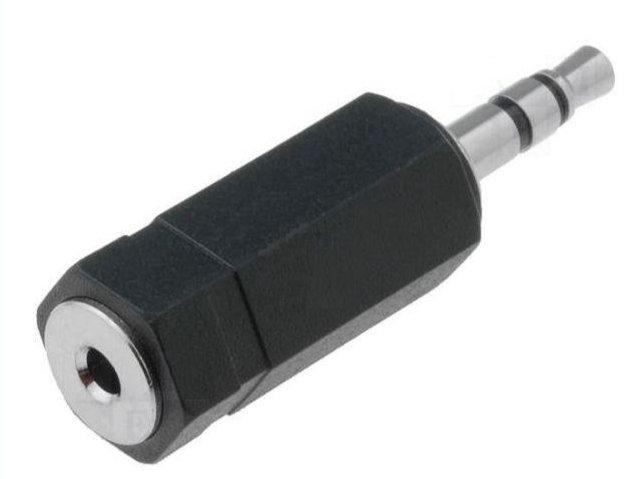 Adaptér Adaptér 3.5mm - Zásuvka 2,5 mm