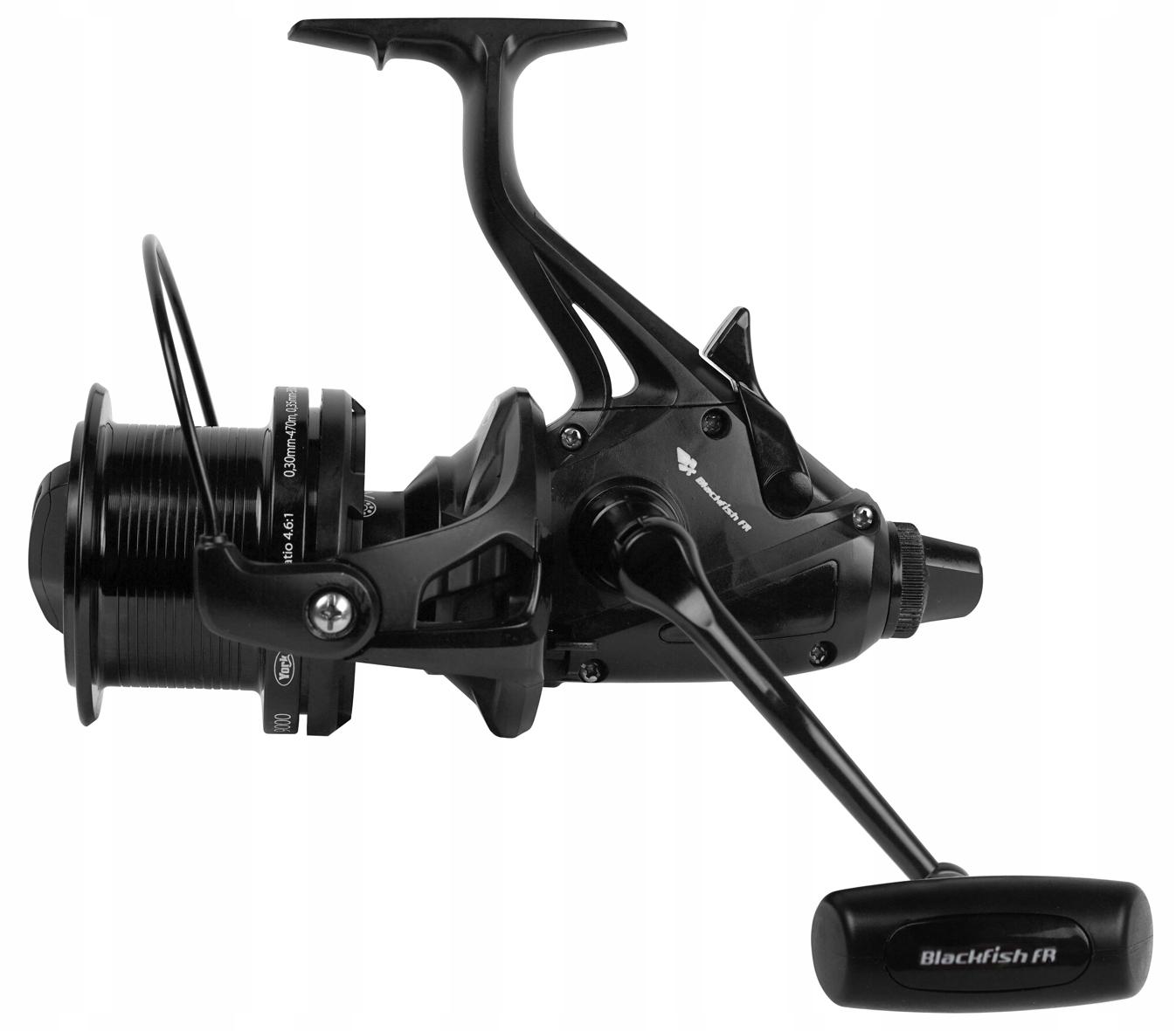 Cievka YORK BlackFish 9000 FR podberákov Silné
