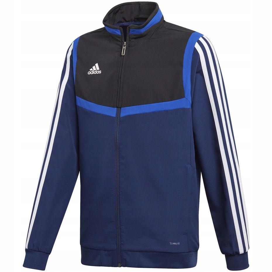 Bluza adidas Tiro 19 PRE JKT JR DT5269 128cm