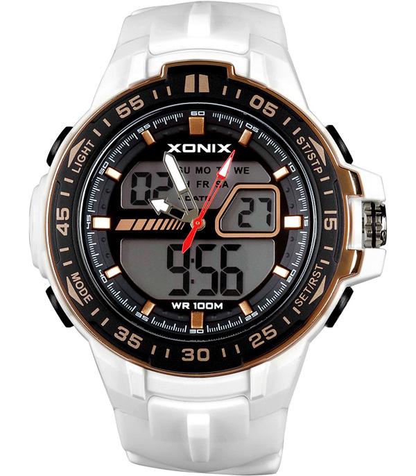 XONIX športové hodinky MZ 6 kolies NOVOSTI DARČEK