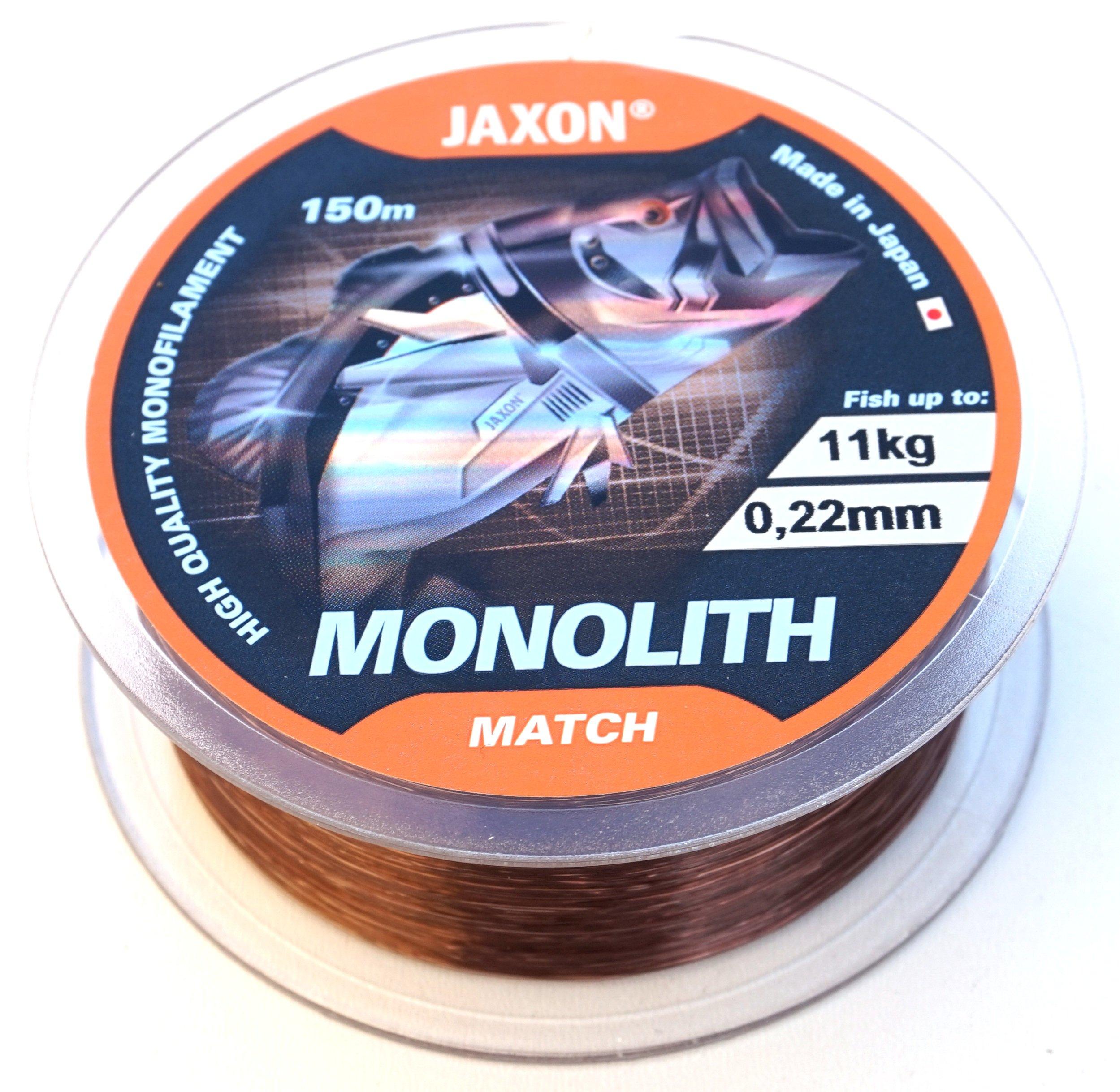 Jaxon Monolith Match 0,18mm / 150m pre plavák