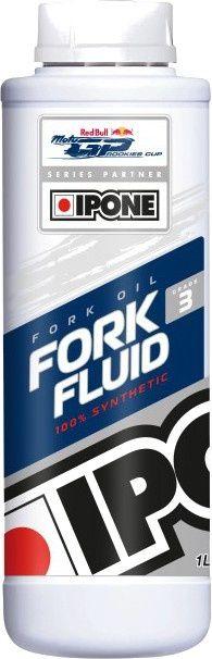 IPONE FORK FLUID RACING 3W синтетическое Масло для лаг