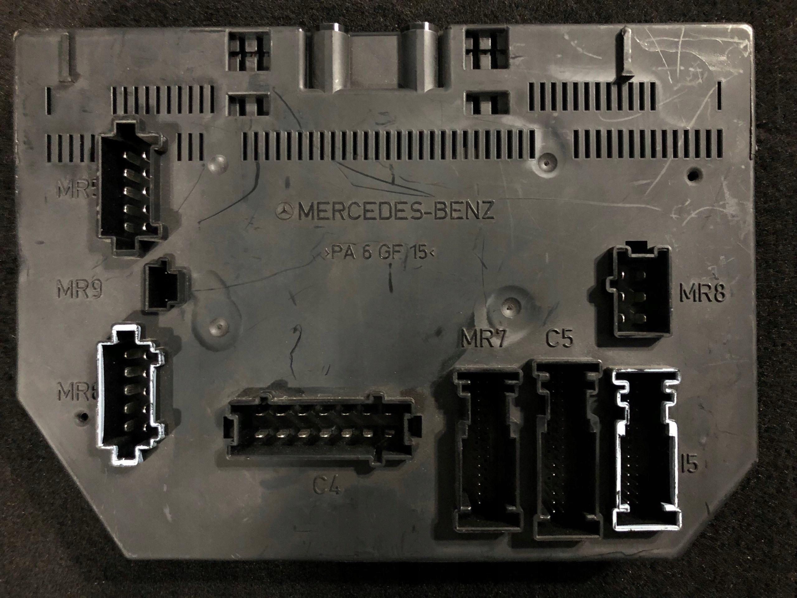 Изображение #6 MERCEDES W221 МОДУЛЬ NIGHT VISION A2218705885
