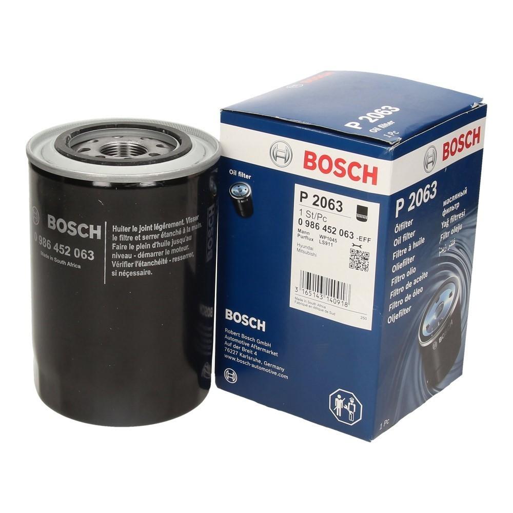 фильтр масла bosch mitsubishi pajero iv v90  v80