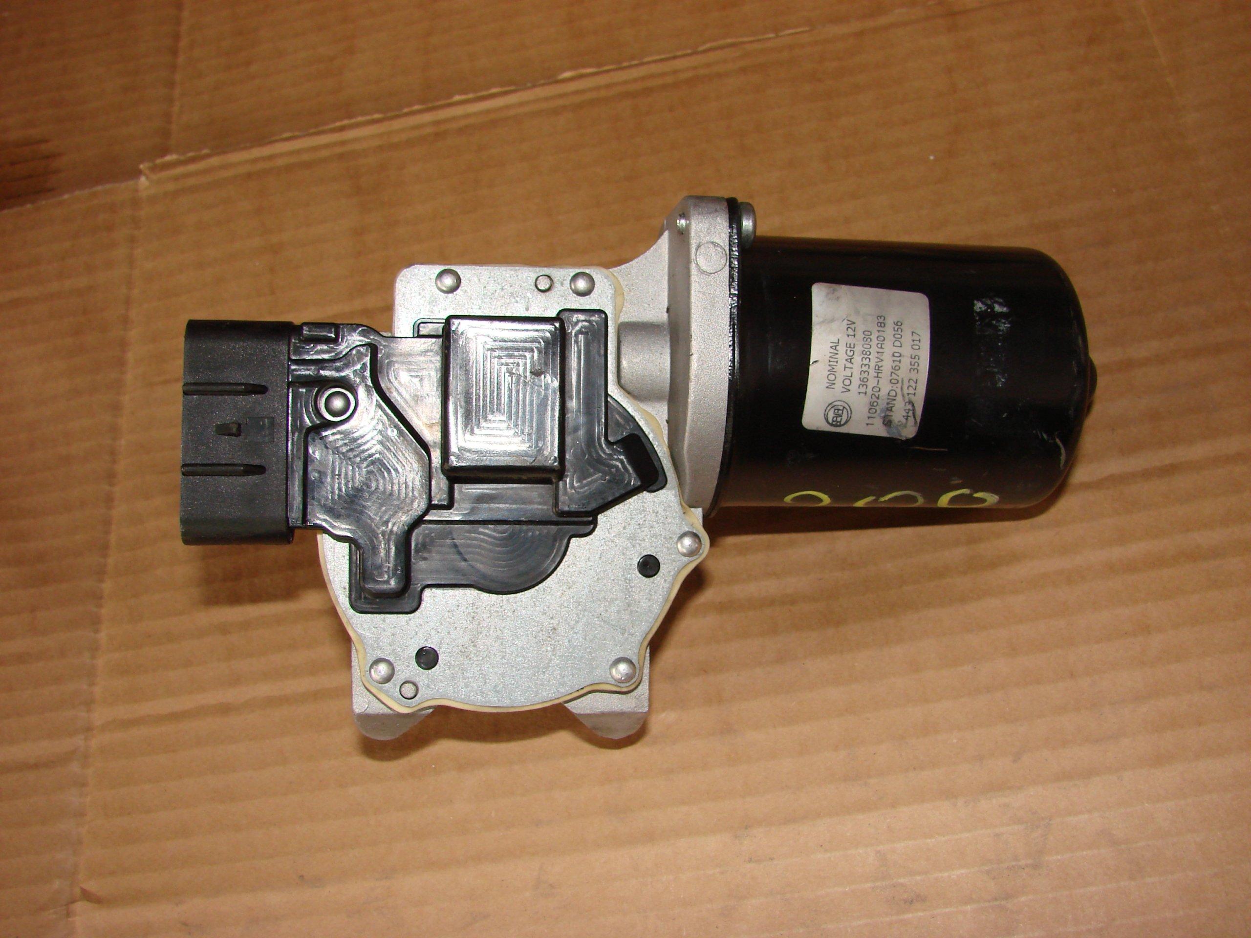 двигатель механизм fiat ducato boxer jumper 06-