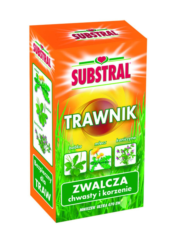 Chwasty na trawniku Mniszek Ultra Substral 500ml