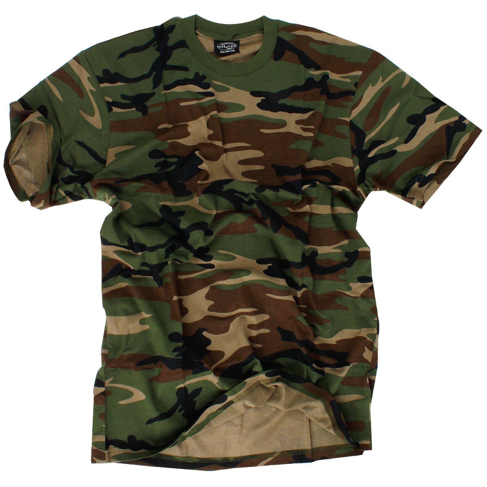 T shirt Damski Woodland Nowy woodland | MILITARY CLOTHING