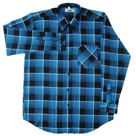 Pracovná košeľa Flannel 100% bavlna ROZ.42