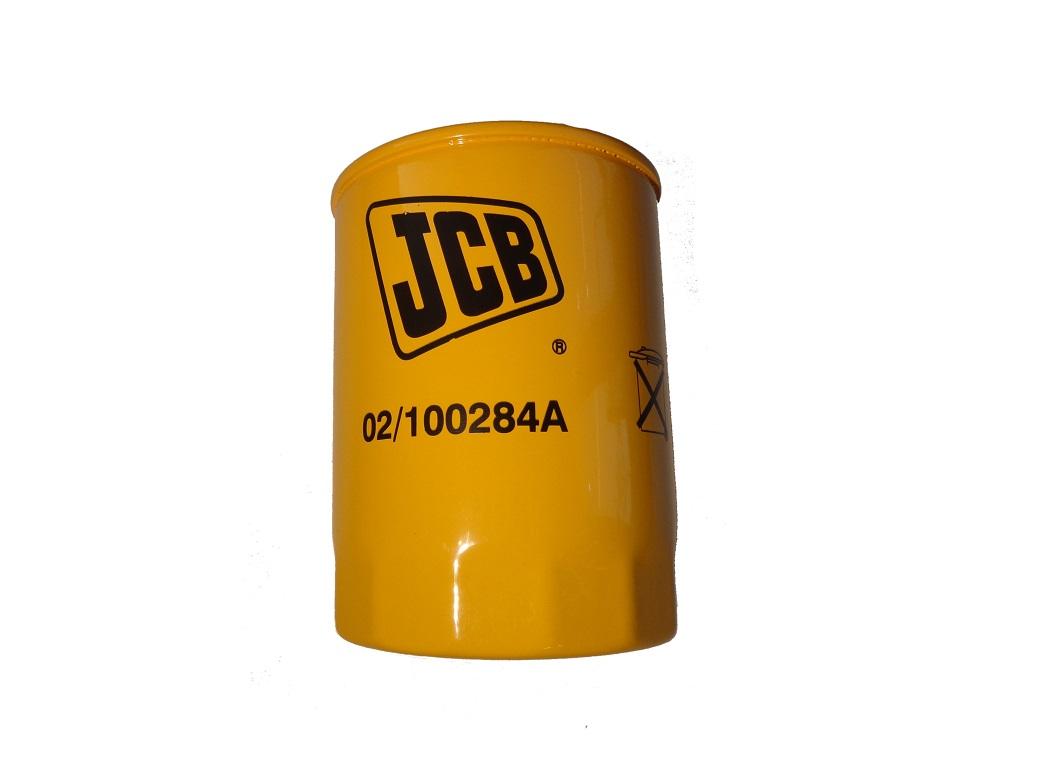 Filtr oleju JCB 02/100284 silnik / skrzynia JCB