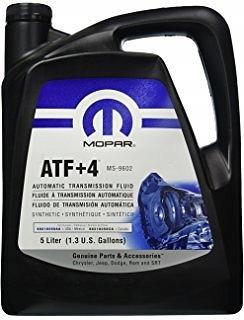 Масло автоматической коробки передач ATF+4 MOPAR 5л