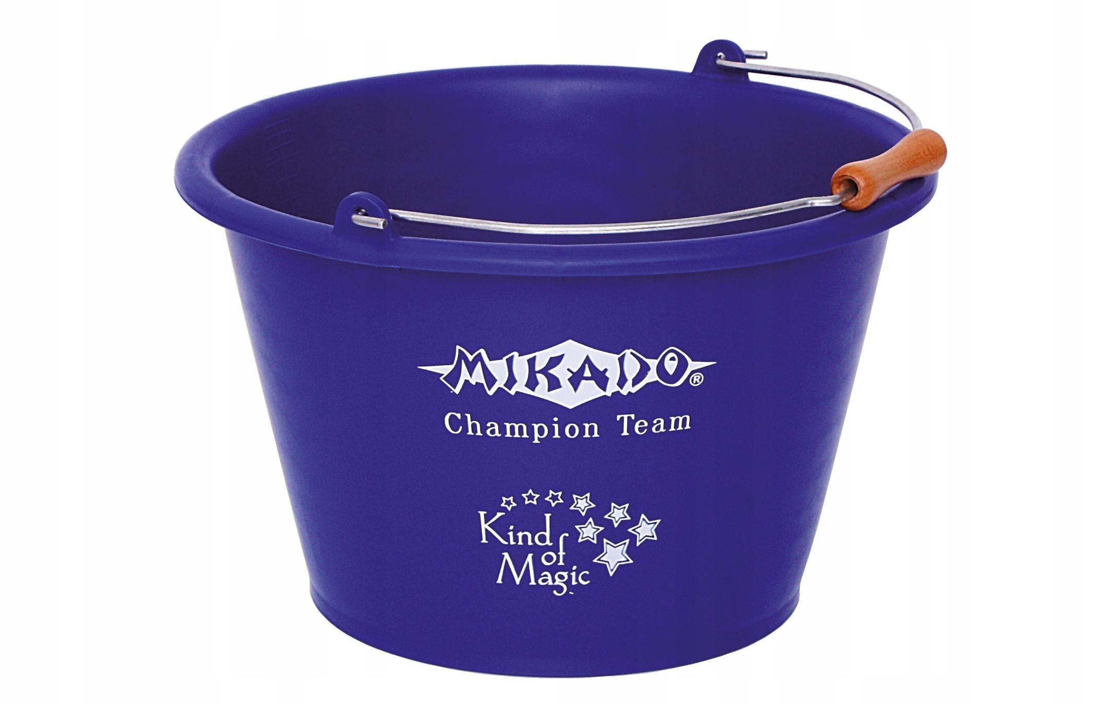 Mikado Bucket Champion tím 17 l