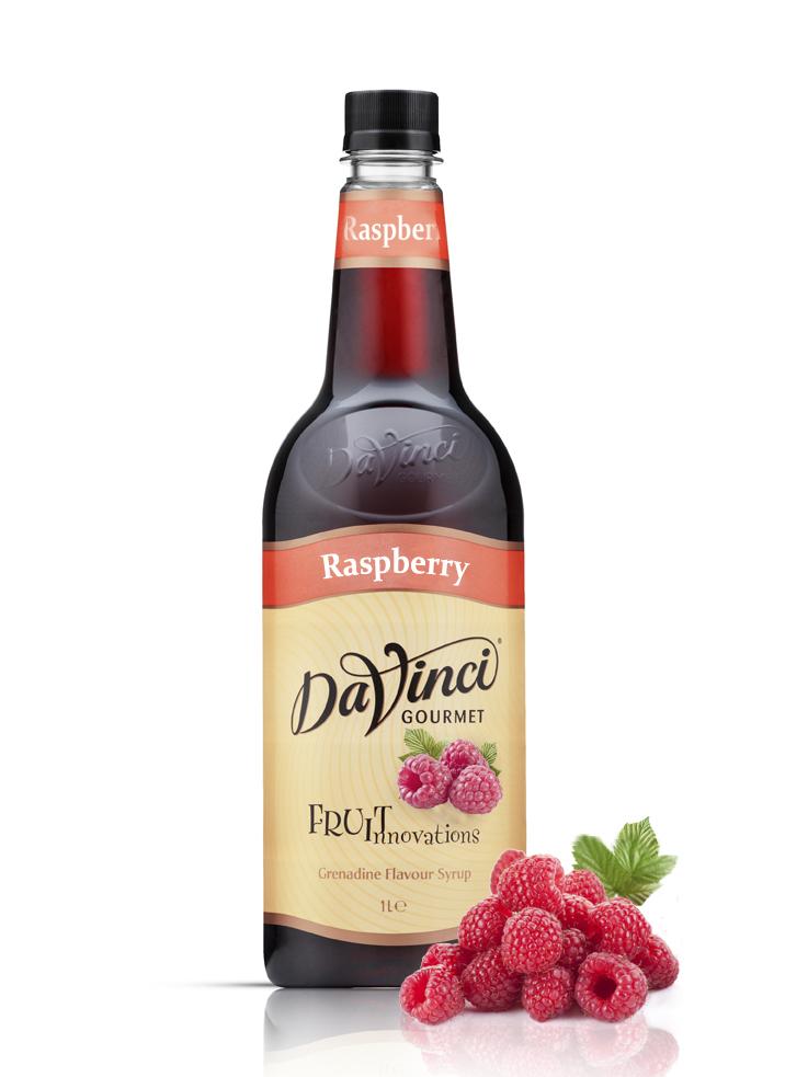 Купить СИРОП барменский DAVINCI Fruit МАЛИНА МАЛИНА 1Л на Eurozakup - цены и фото - доставка из Польши и стран Европы в Украину.