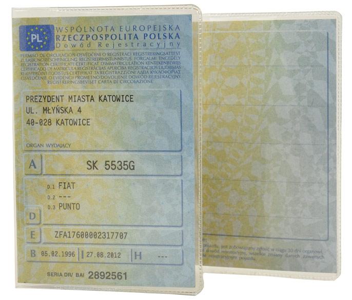 Rejestr rejestracyjny