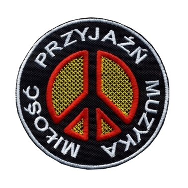 Item Peace Sign Pacyfa Offer Band - Pacyfka