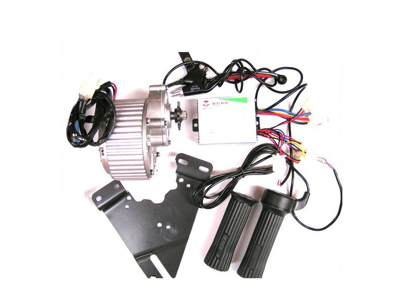 Motor 36V 450W auta DC drive