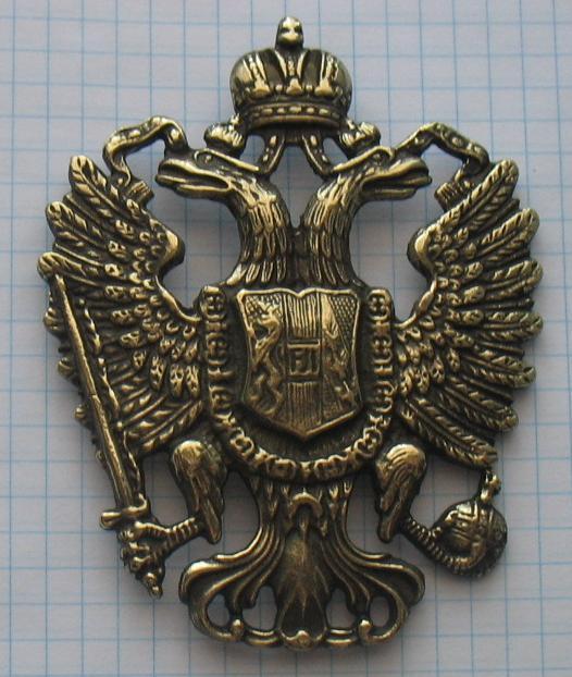 Eagle na Czako AUSTRO HAĎARSKOU (2)