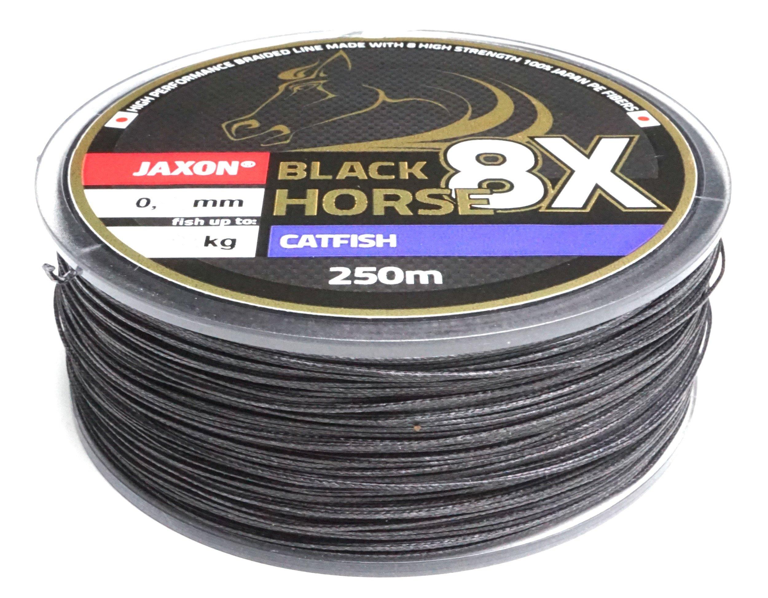 Summy Blazowa Jaxon Black Horse 0.36mm / 40kg 250