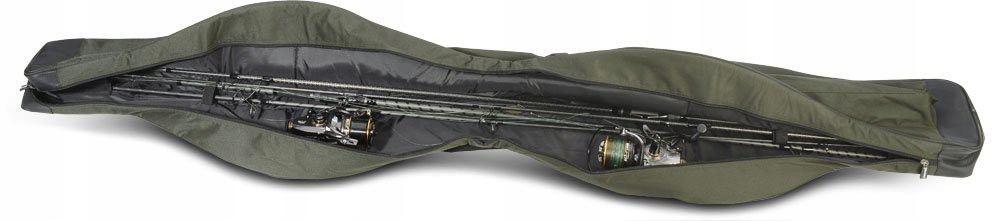 Prípade Anaconda Quattro Horolezec Aktualizácie 205 cm