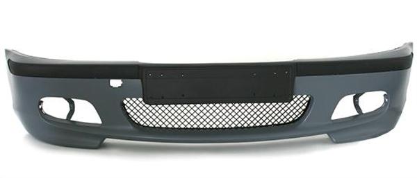 бампер галоген m-pakiet bmw e46 98-05 седан універсал, фото