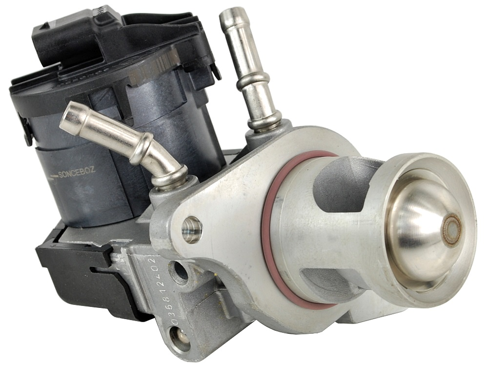 клапан системы рециркуляции ог bmw 2 0d n47 3 0d n57 оригинал 7810871