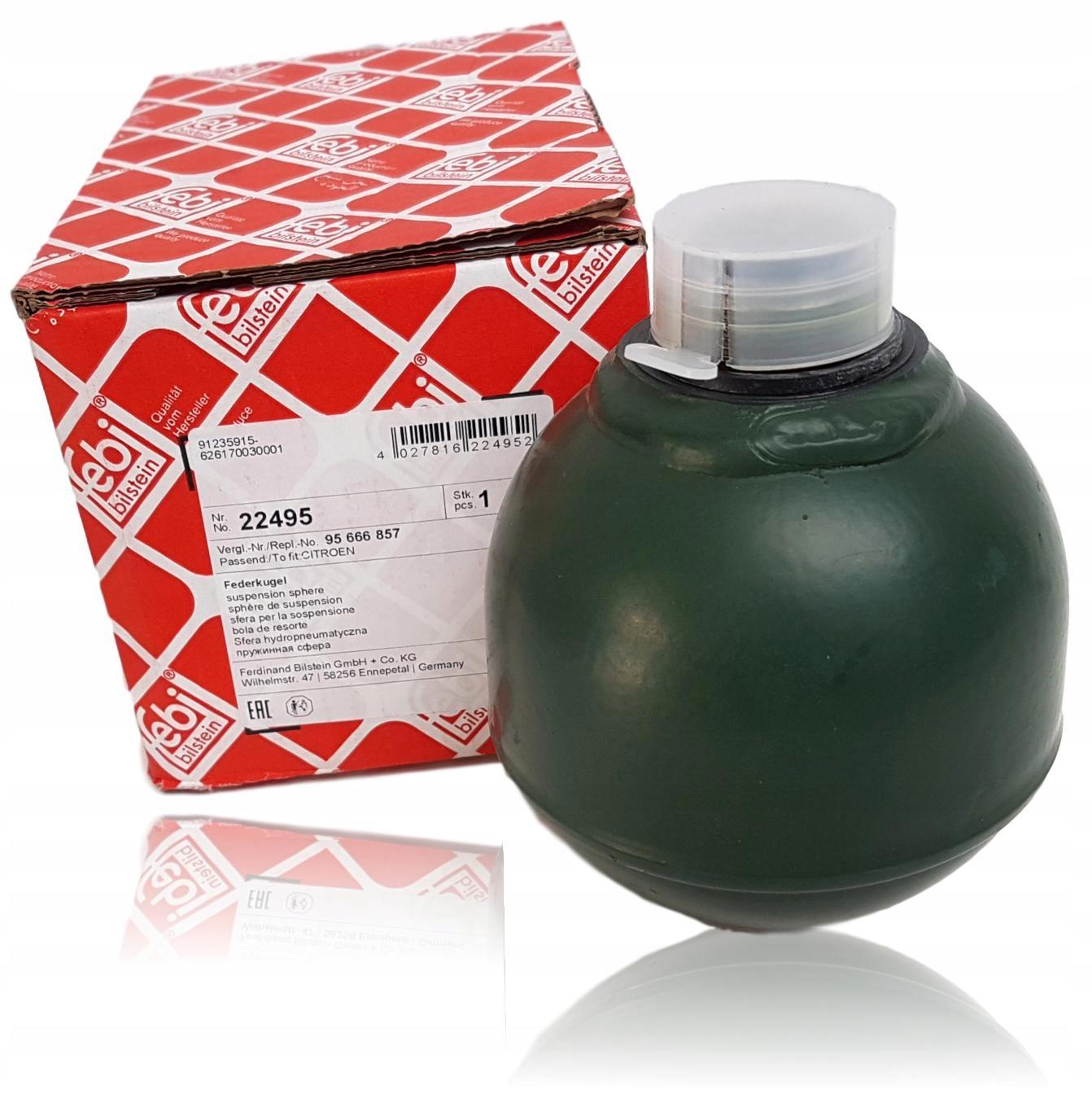 febi пуля давление вперед citroen xantia 93-03
