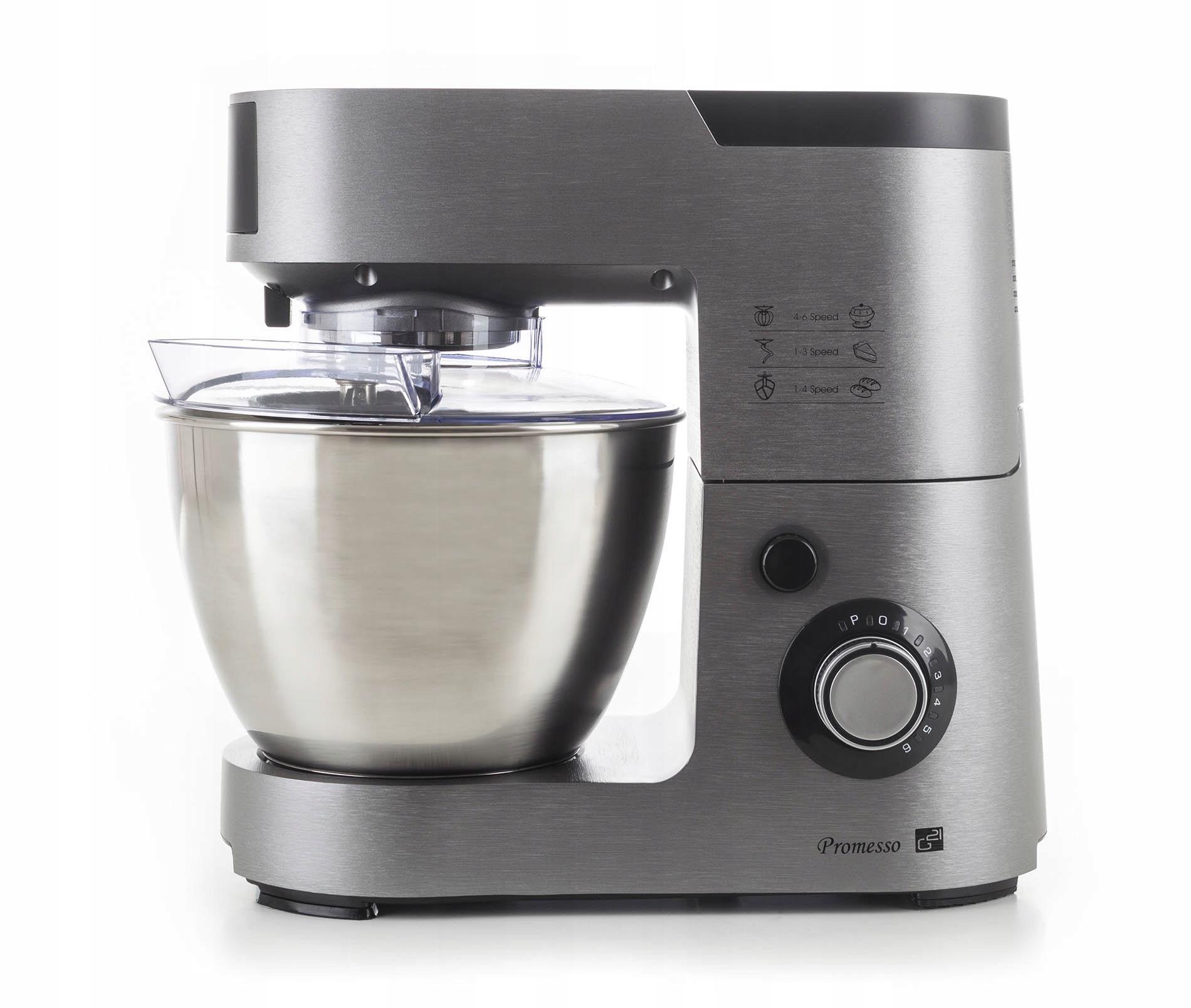 Планетарный кухонный комбайн Функции многофункционального миксера Нарезка, измельчение, перемешивание, перемешивание, измельчение, измельчение, измельчение, взбивание, тёрка, замешивание теста, другое измельчение льда, нарезка
