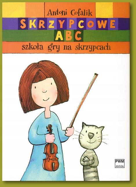 Violin ABC Antoni Cofalik, škola husle