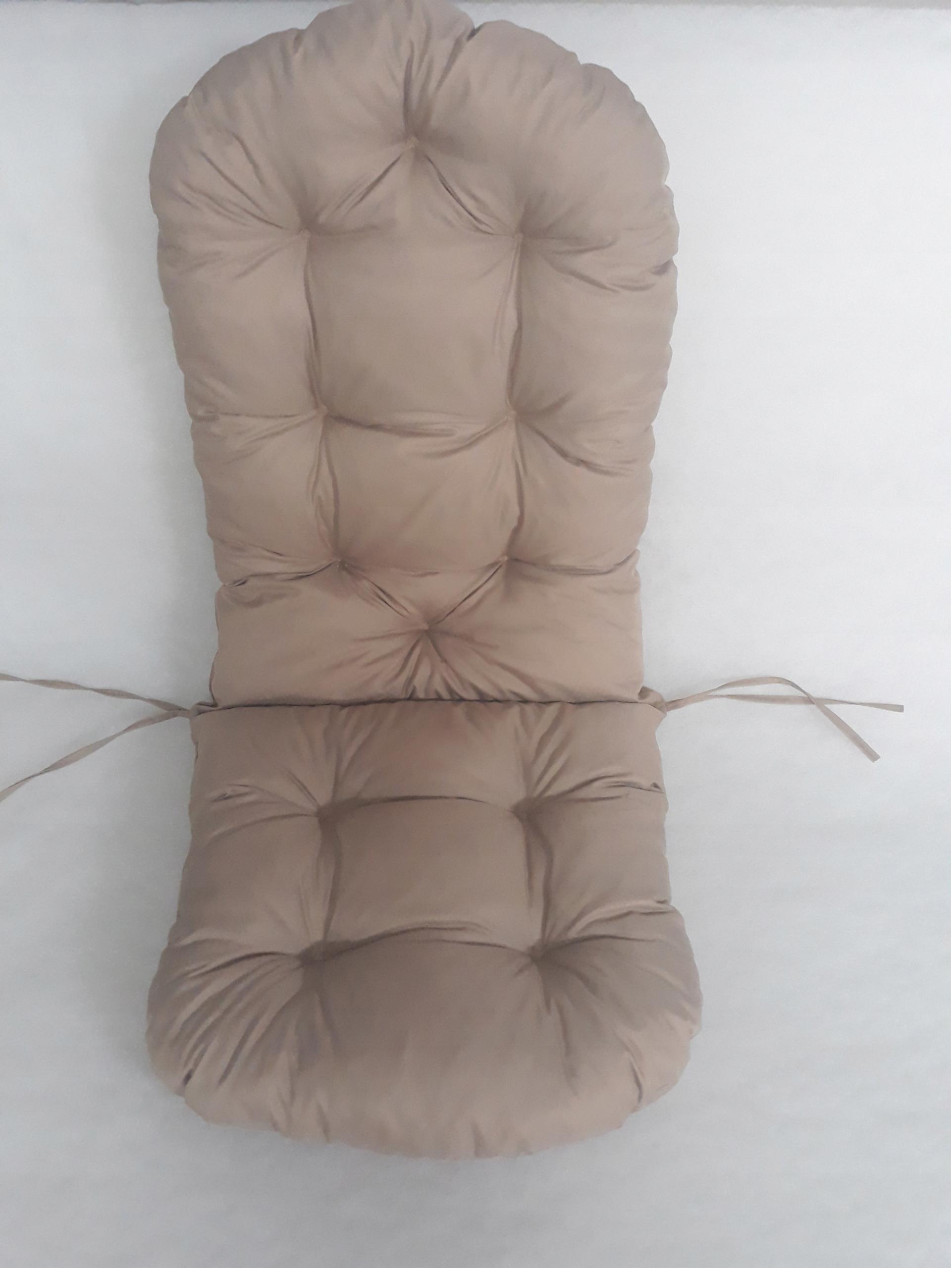 Poduszka Na Fotel Rattanowy Bujano Obrotowy