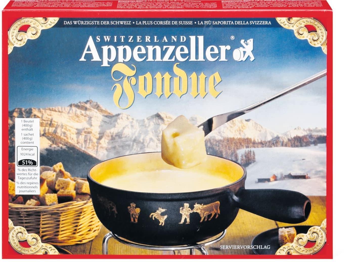 Syr parné ''Appenzeller'' zo Švajčiarska 2x400g