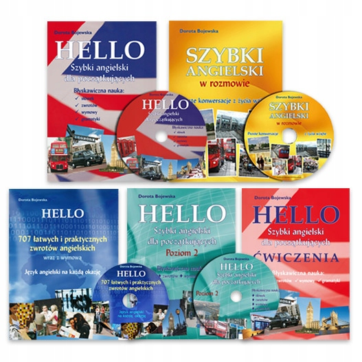 Item ENGLISH the Whole Package Hello Quick PROMOTION