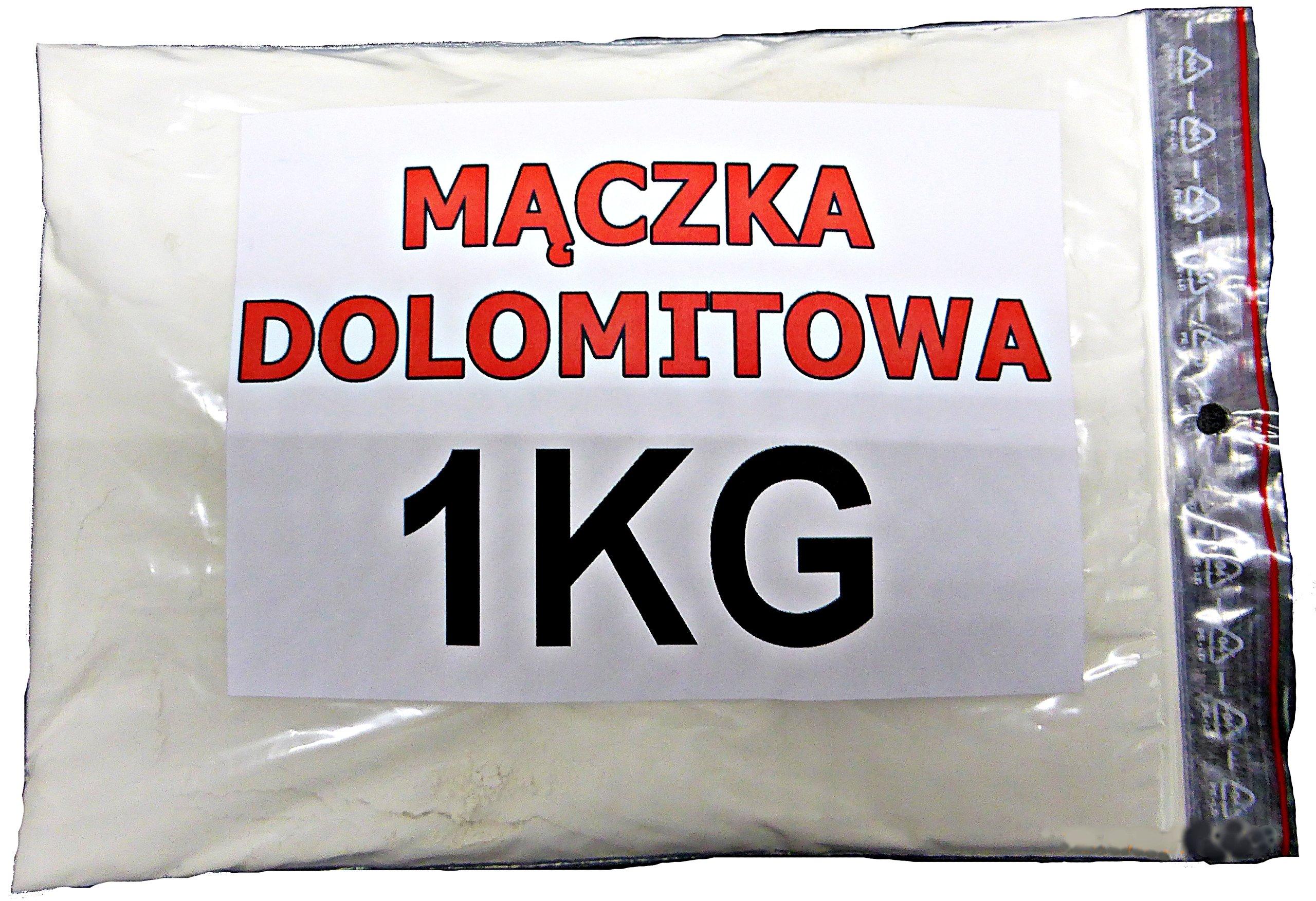 Plnivo Dolomit jedlo pre živice atď. 1 kg