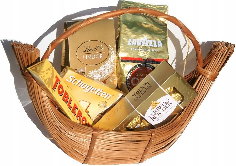 Darčekový kôš kôš darček čokoláda darček
