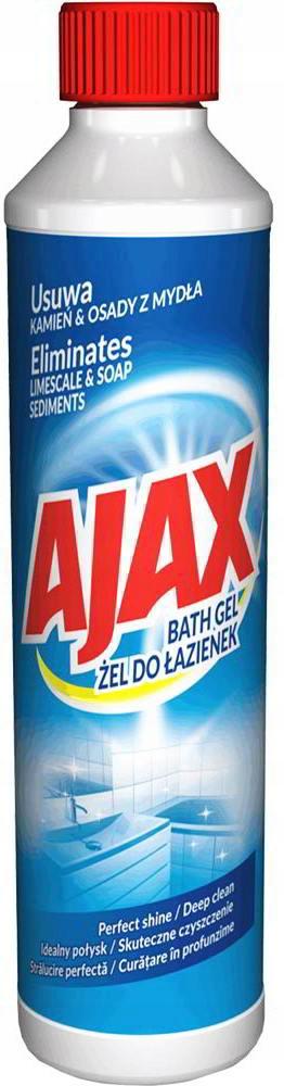 Ajax Средство для ванных комнат 500 мл
