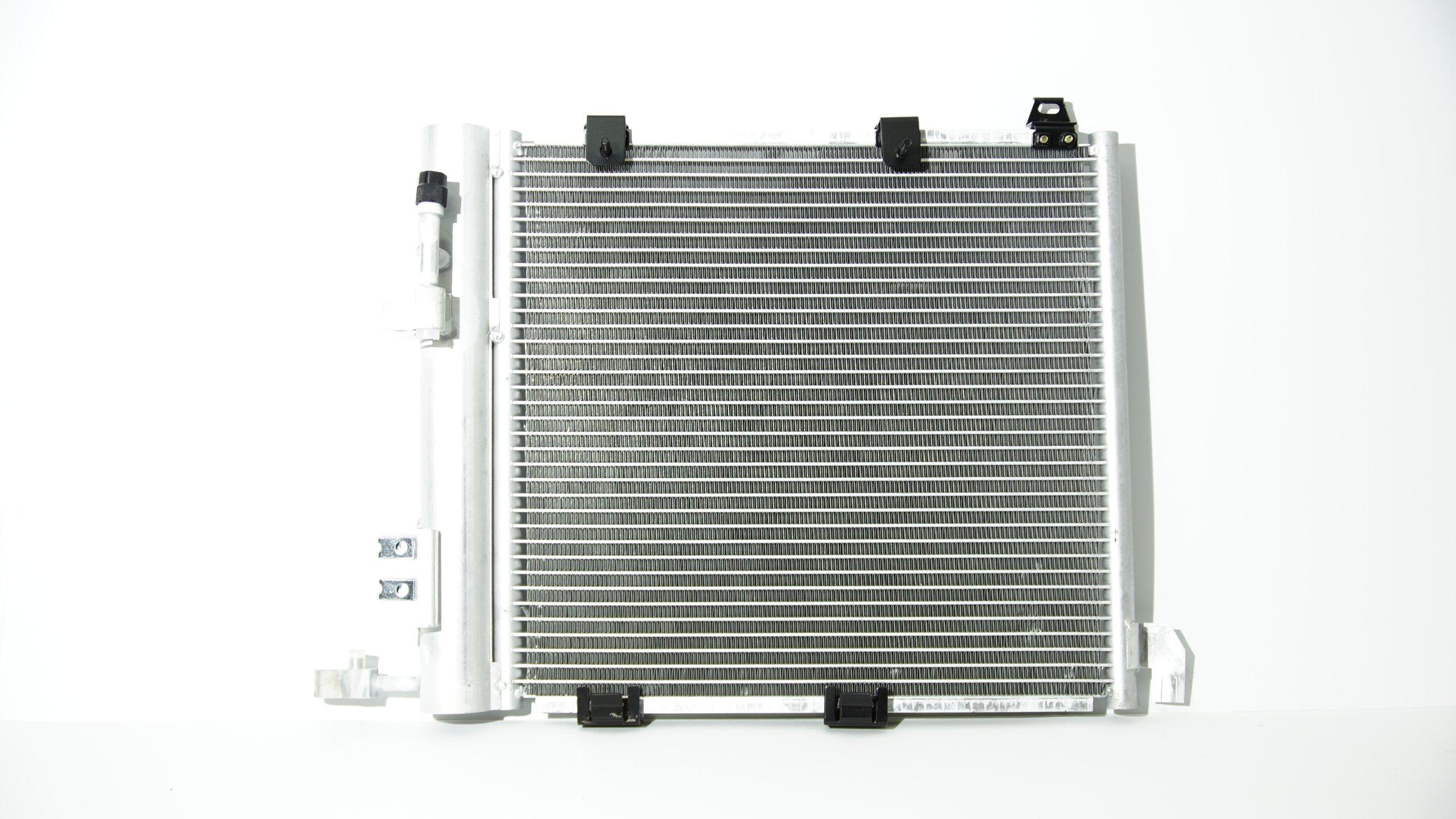 радиатор кондиционирования воздуха opel zafira a 20 22 dti