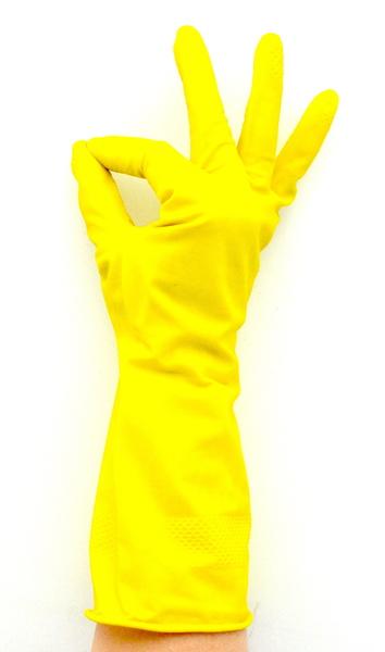Резиновые перчатки Экономические Флокеи перчатки M