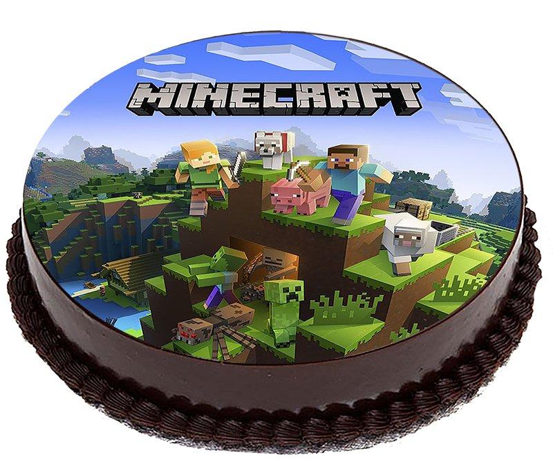OPŁATEK NA TORT Gry komputerowe Far Cry koło 20cm