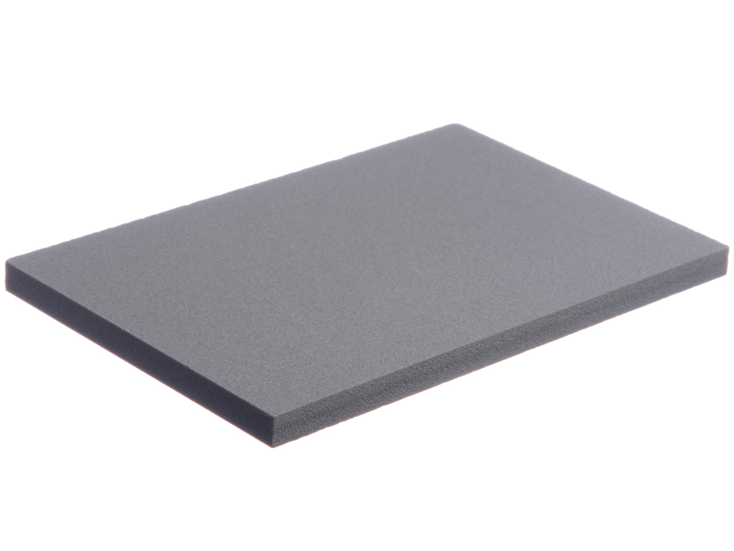 PVC pena sivá - 5 mm - k dimenzii