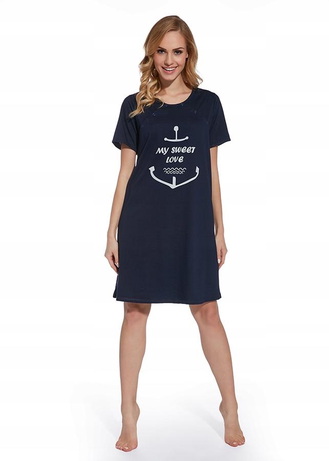 Рубашка ночная для беременных для кормления на NAPY M