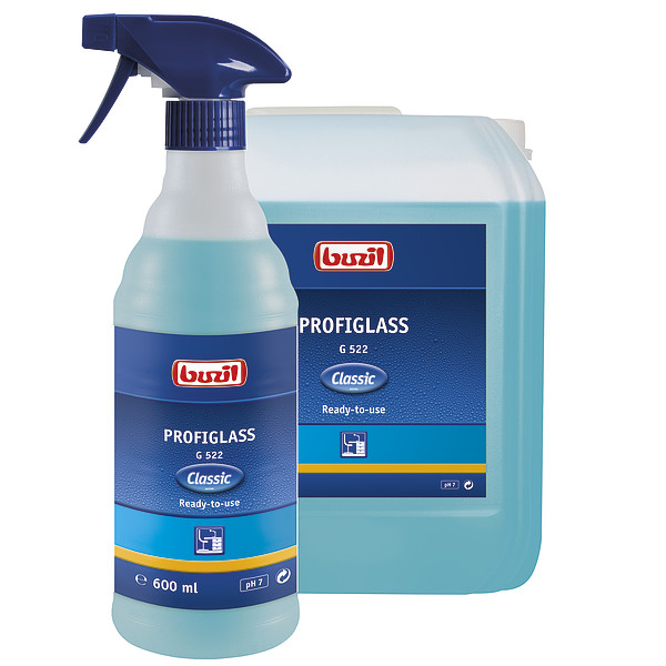 BUZIL G522 PROFIGLASS жидкость для мытья стекол 600мл